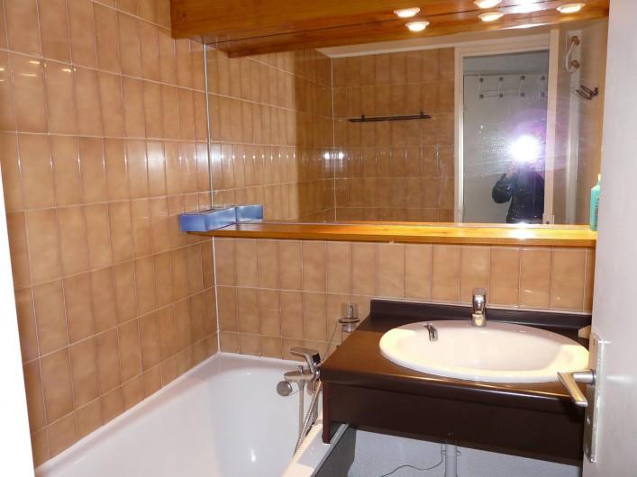 Location de vacances - Appartement à Avoriaz - Salle de bains