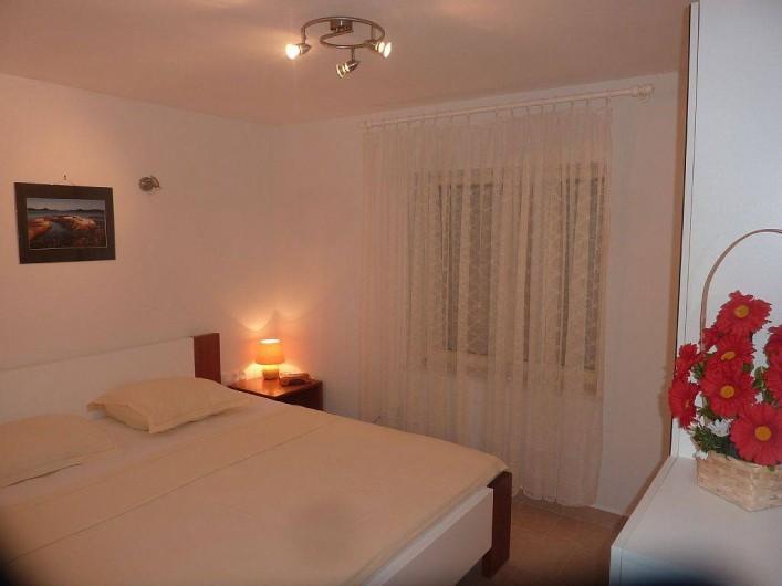 Location de vacances - Appartement à Vodice - Chambre 0 A du rez de chaussée