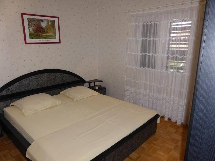 Location de vacances - Appartement à Vodice - Chambre 1 B du 1er étage