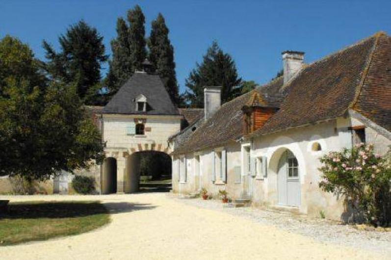 Location de vacances - Gîte à Sennevières