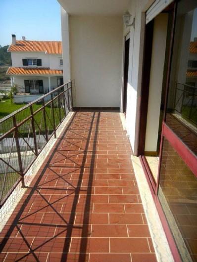 Location de vacances - Appartement à Tavarede - balcon