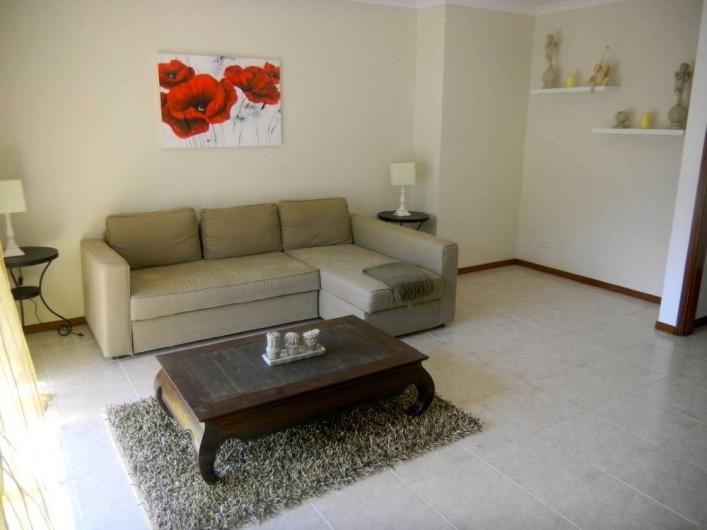 Location de vacances - Appartement à Tavarede - salon
