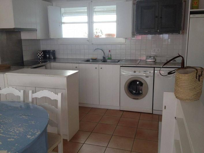 Location de vacances - Appartement à Cadaqués - cuisine