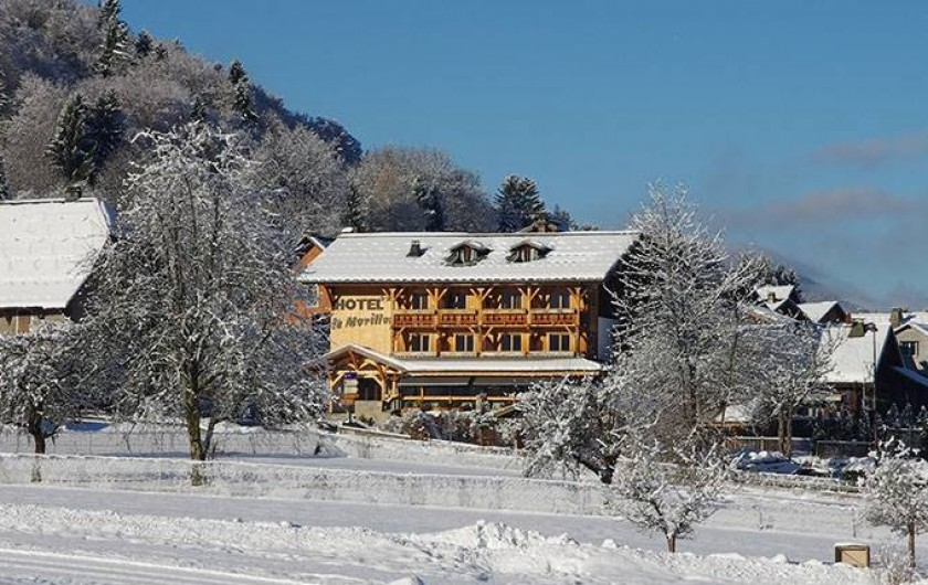 Location de vacances - Hôtel - Auberge à Morillon