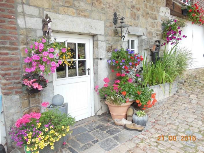 Location de vacances - Gîte à Theux