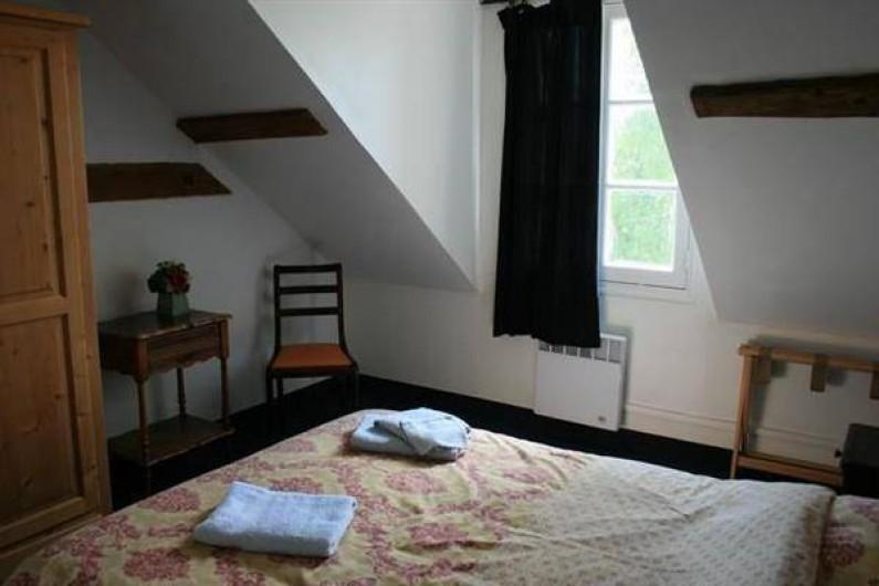Location de vacances - Chambre d'hôtes à Villers-en-Ouche - Chambre AMARANTE