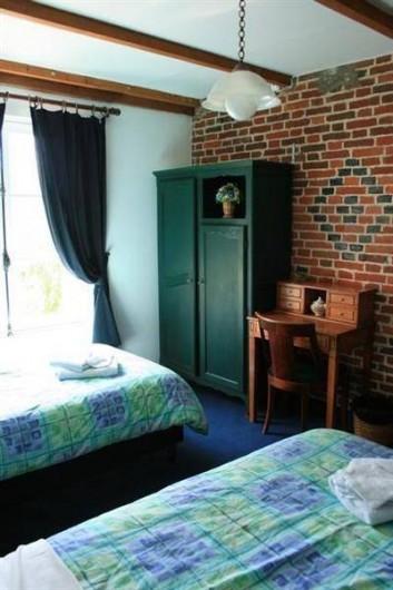 Location de vacances - Chambre d'hôtes à Villers-en-Ouche - Chambre Nénuphar