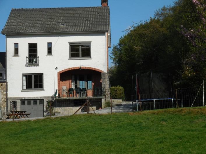 Location de vacances - Gîte à Mettet - Gîte