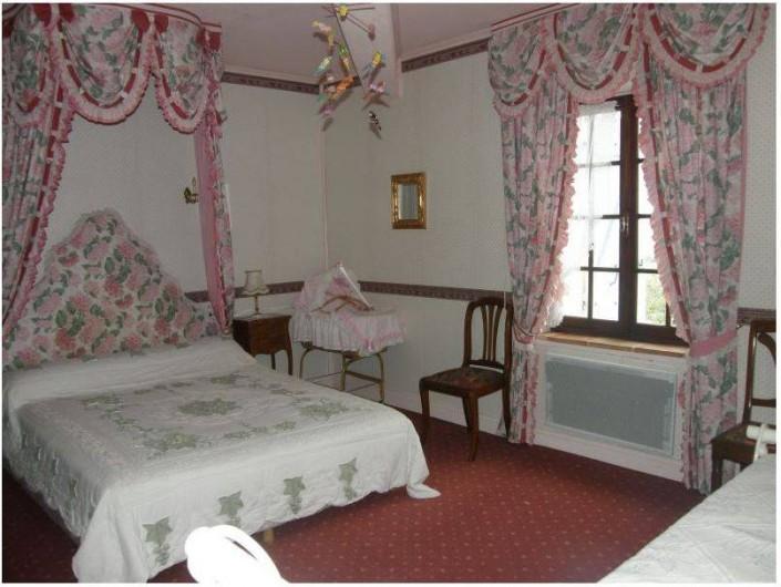 Location de vacances - Gîte à Castelnau-sur-Gupie - une autre avec un lit en 160 cm et un en 90 cm