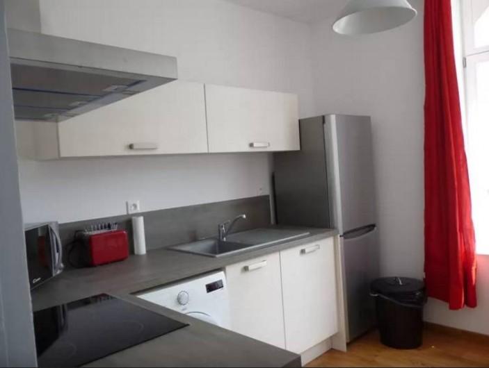 Location de vacances - Appartement à Wimereux - L'atelier