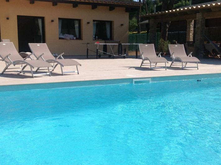 Location de vacances - Villa à Pals - Terrasse 7