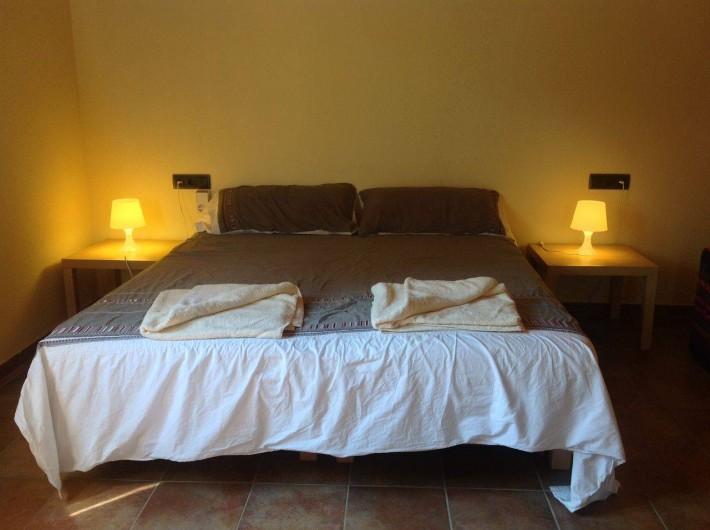 Location de vacances - Villa à Pals - Chambre 1