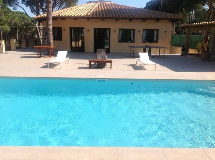 Location de vacances - Villa à Pals - Terrasse 4