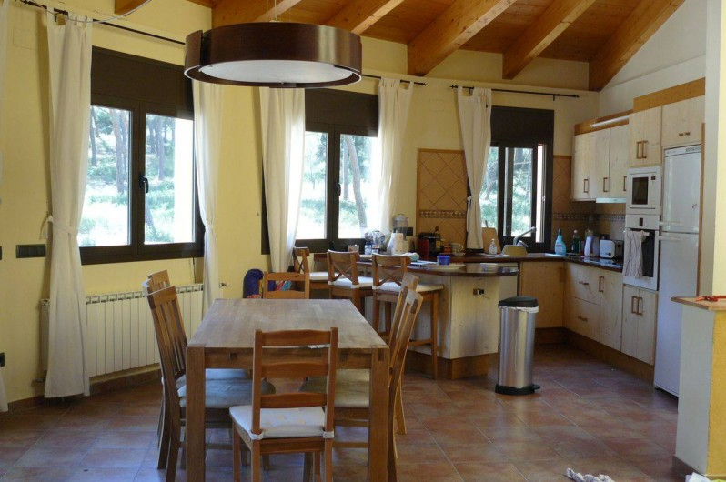Location de vacances - Villa à Pals - cuisine 1