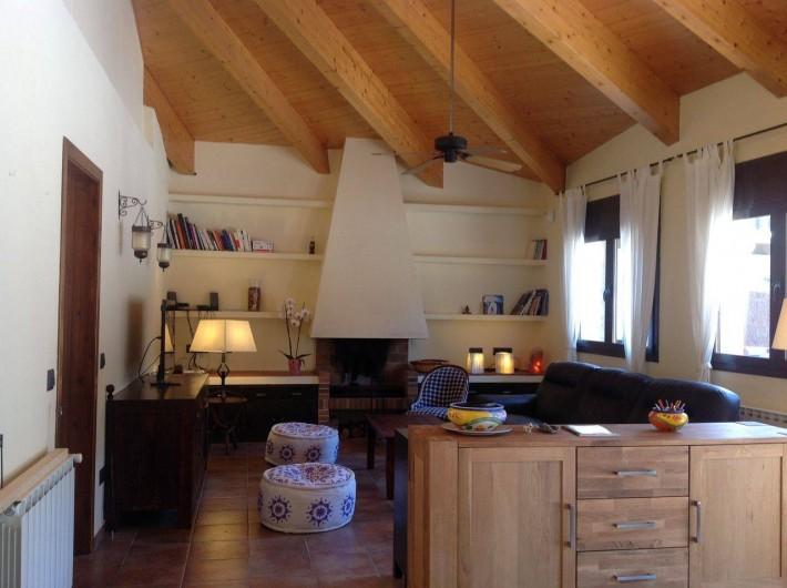 Location de vacances - Villa à Pals - Salon