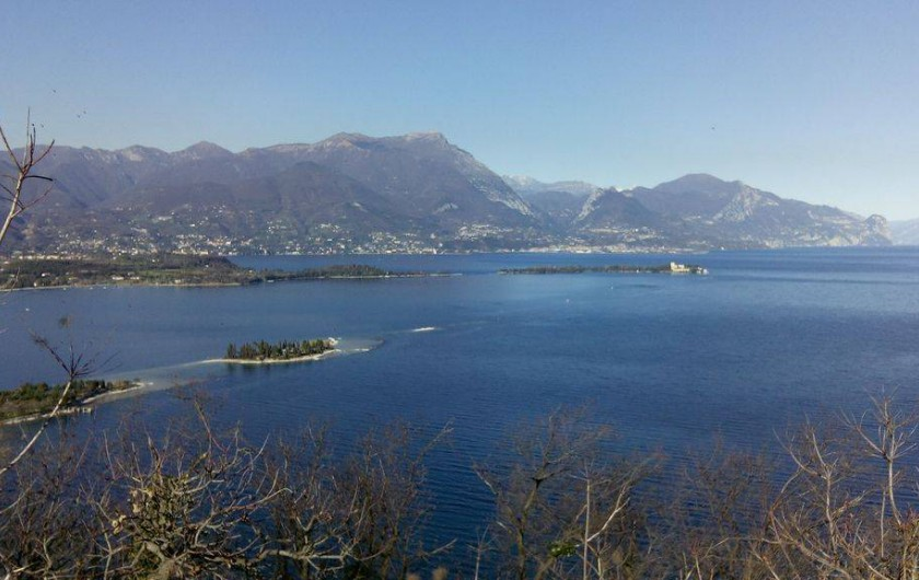 Location de vacances - Appartement à Manerba del Garda