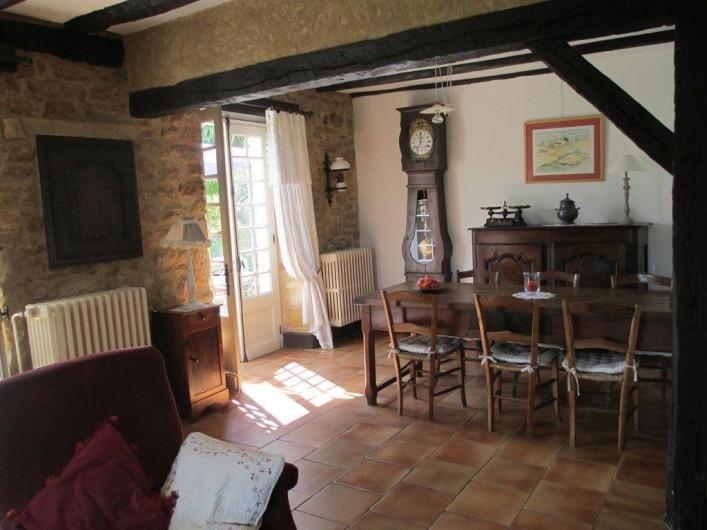 Location de vacances - Maison - Villa à Sarlat-la-Canéda - living room