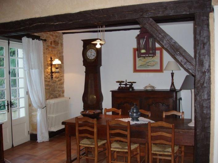 Location de vacances - Maison - Villa à Sarlat-la-Canéda - living