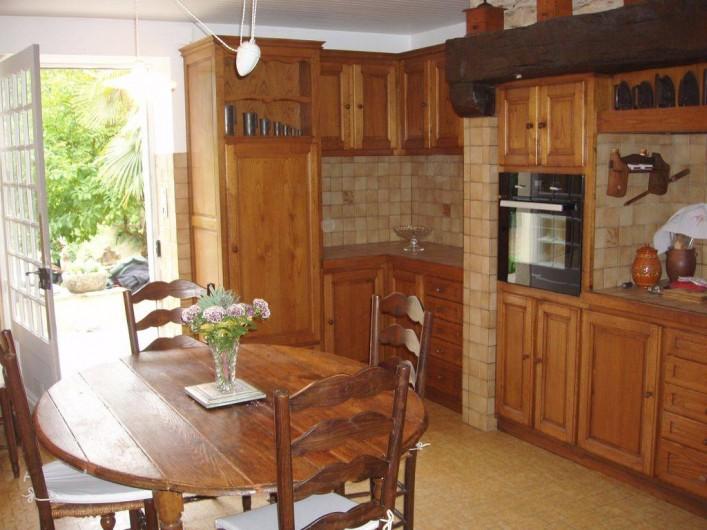 Location de vacances - Maison - Villa à Sarlat-la-Canéda - Cuisine