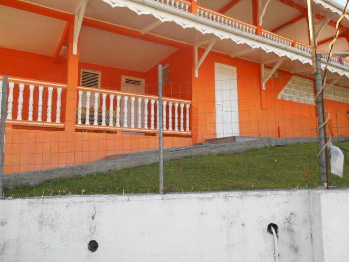 Location de vacances - Villa à La Trinité