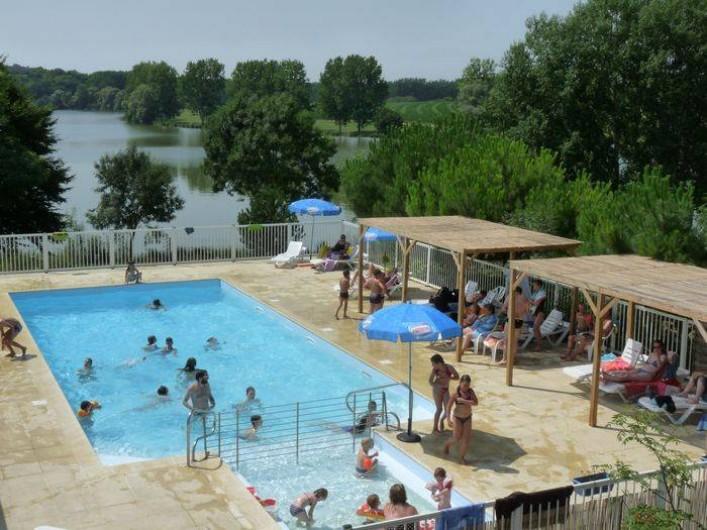 Location de vacances - Camping à Chemillé-sur-Indrois