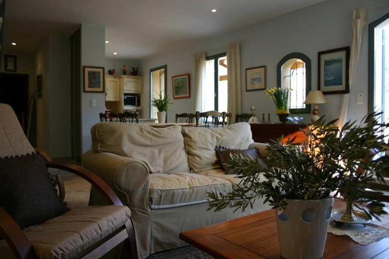 Location de vacances - Maison - Villa à Vaison-la-Romaine