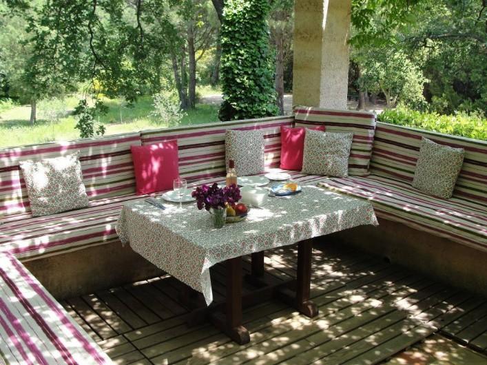 Location de vacances - Maison - Villa à Ramatuelle