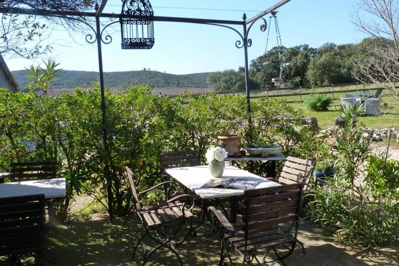 Location de vacances - Chambre d'hôtes à Brue-Auriac -