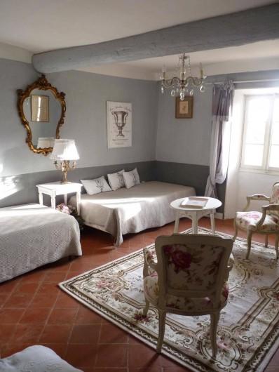 """Location de vacances - Chambre d'hôtes à Brue-Auriac -   """"La Florentine"""""""