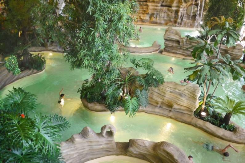Location de vacances - Studio à Avoriaz - Centre aquatique Aquariaz
