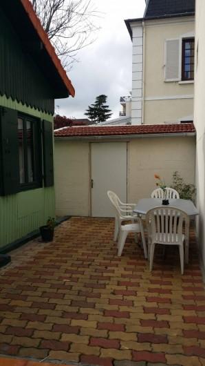 Location de vacances - Chalet à Argenteuil