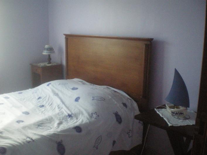 Location de vacances - Villa à Friville-Escarbotin - chambre 1