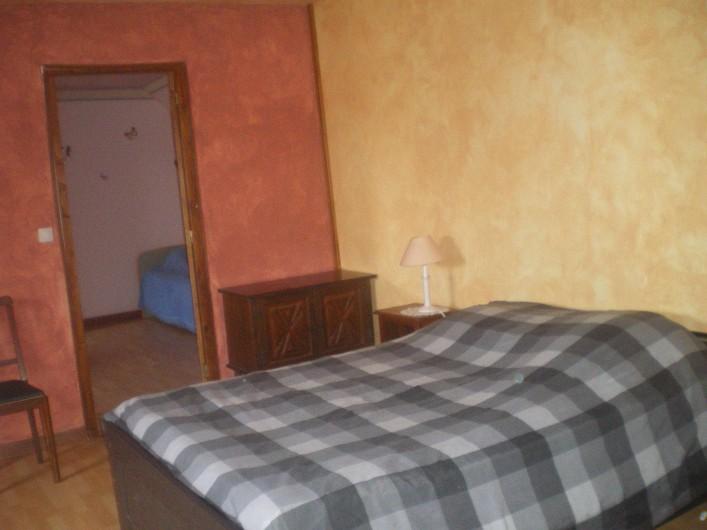 Location de vacances - Villa à Friville-Escarbotin - mezzanine
