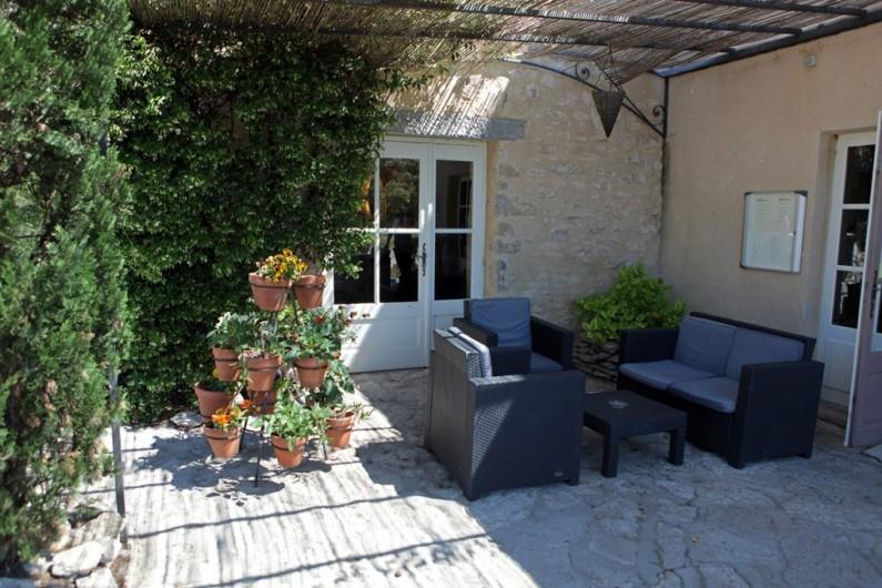 Location de vacances - Hôtel - Auberge à Ferrières-les-Verreries