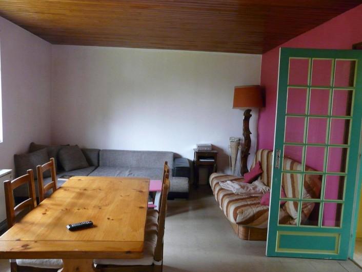 Location de vacances - Maison - Villa à Dun-les-Places - 2 canapés convertibles
