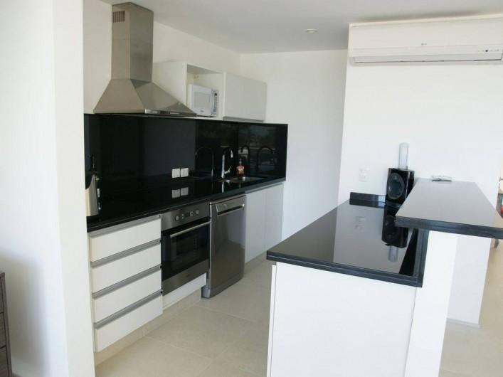 Location de vacances - Appartement à Maldonado - Cuisine équipée