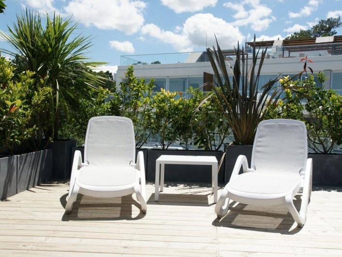 Location de vacances - Appartement à Maldonado - Côté relax
