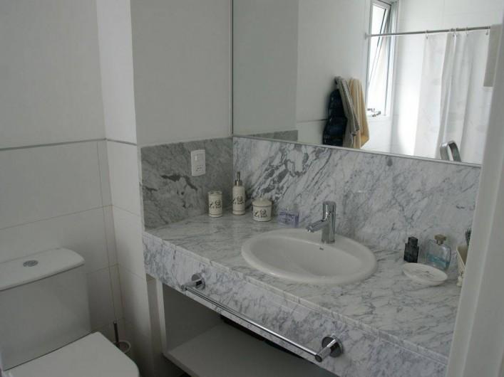Location de vacances - Appartement à Maldonado - Salle d'eau