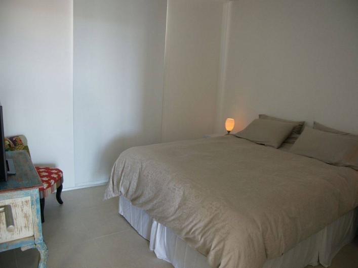 Location de vacances - Appartement à Maldonado - Chambre à coucher