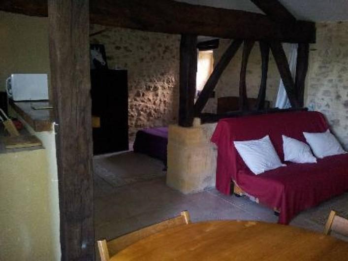 Location de vacances - Gîte à Belvès - GITE ROUGE