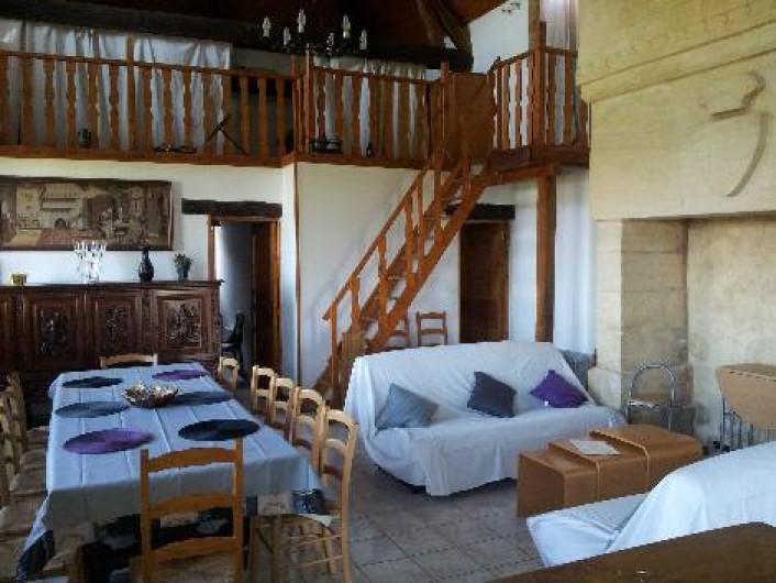 Location de vacances - Gîte à Belvès - GITE LE MANOIR