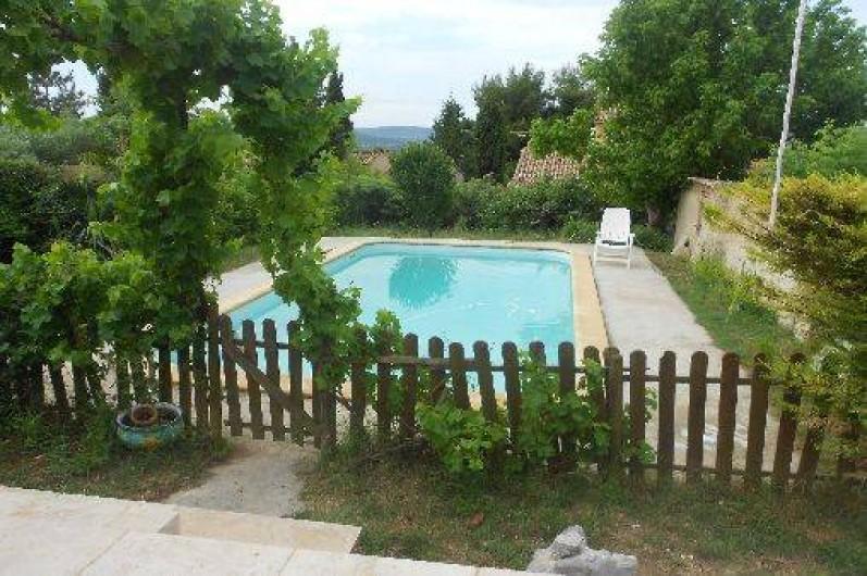 Location de vacances - Villa à Villelaure