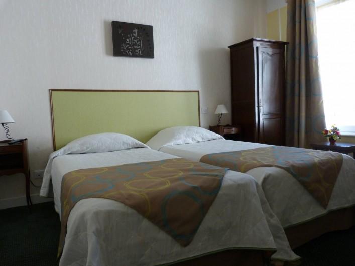 Location de vacances - Hôtel - Auberge à Saint-Jean-le-Thomas