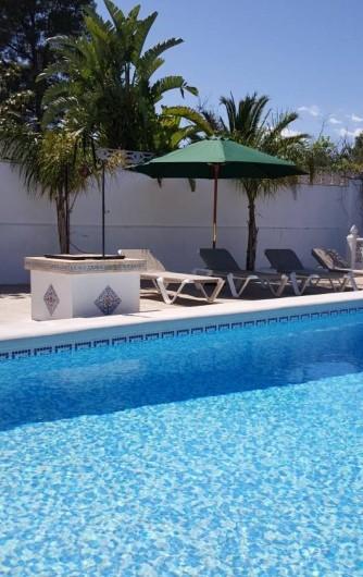 Location de vacances - Villa à Dénia - TERRASSE 1
