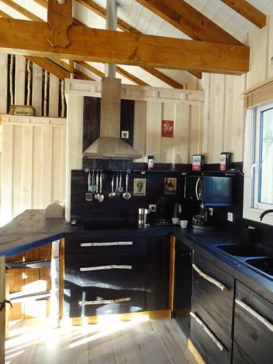 Location de vacances - Maison - Villa à Naujac-sur-Mer - cuisine