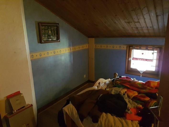 Location de vacances - Appartement à Samoëns - chambre 3
