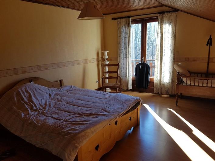 Location de vacances - Appartement à Samoëns - chambre 2