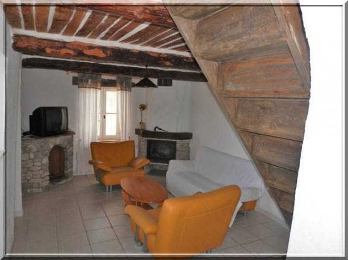 Location de vacances - Gîte à Forcalquier - Le grenier