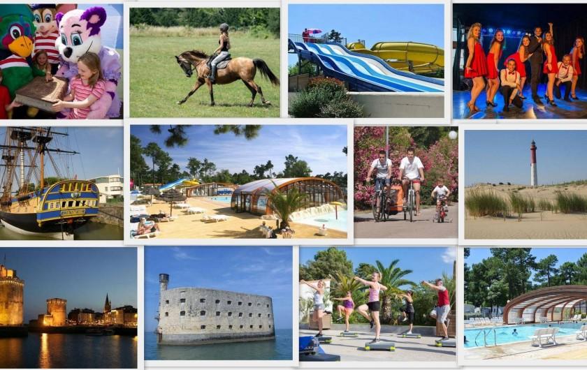 Location de vacances - Camping à Ronce les Bains - Activité à Ronce les bains et autour
