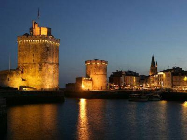 Location de vacances - Camping à Ronce les Bains - La Rochelle